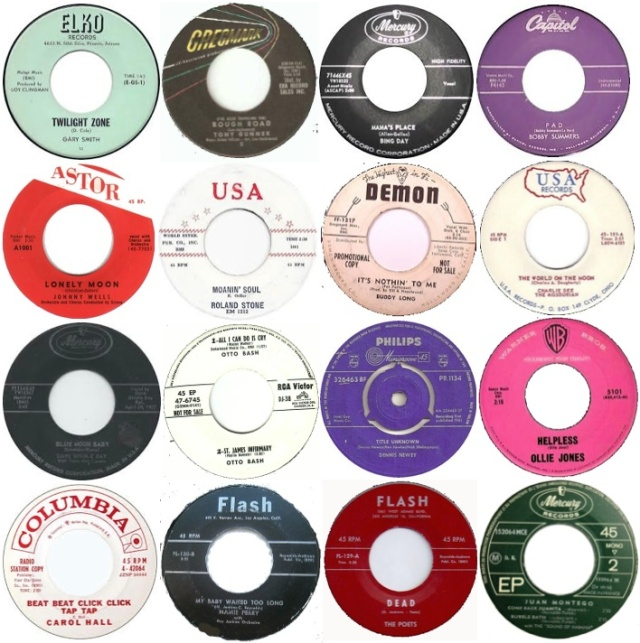 Twilight Zone Labels